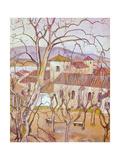 Paysage de Saint-Bernard