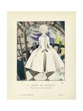 Le Jardin de l'infante  robe du soir de Paul Poiret