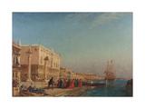 Venise  le palais des Doges