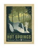 Hot Springs National Park  Arkansas