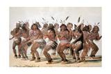 La danse de l'ours chez les Indiens d'Amérique du Nord