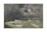 Coup de vent à Frascati  Le Havre
