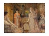 Un mardi  soirée chez Madeleine Lemaire  vers 1910