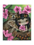 Owlyn in the Springtime