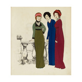 Les Robes de Paul Poiret racontées par Paul Iribe  Paris  1908
