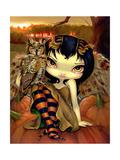 Owlyn in Autumn