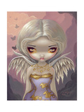 Angel in Lilac