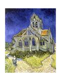 L'Eglise d'Auvers-sur-Oise