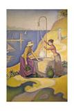 Femmes au puits