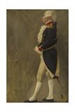 La Fayette  esquisse pour la Voûte d'acier  Hôtel de Ville de Paris