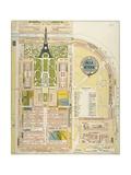 Plan Général: Exposition Universelle de 1889