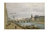 Le Pont-au-Change vu du quai de Gesvres