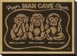 Proper Man Cave Etiquette