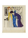 Les Robes de Paul Poiret racontées par Paul Iribe  Paris  1908