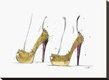The Golden Heels