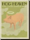 Hog Heaven (Porc  L'Autre Viande Blanche)
