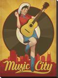 Pin Up Girl  Music City  Nashville  Tennessee