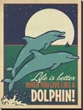 Live Like a Dolphin