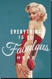 Fabulous Marilyn (blue)