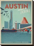 Congress Avenue Bridge  Austin  Texas