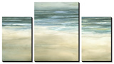 Tranquil Sea Tableau multi toiles par Jennifer Goldberger