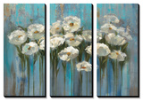 Anemones by the Lake Tableau multi toiles par Silvia Vassileva