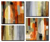 Reflets Tableau multi toiles par Lanie Loreth