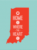Home Is Where The Heart Is - Indiana