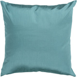 Solid Luxe Down Fill Pillow - Teal *
