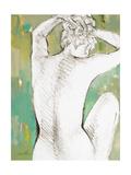 Modern Woman I Reproduction d'art par Lanie Loreth