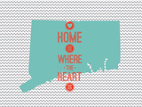 Home Is Where The Heart Is - Connecticut