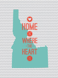 Home Is Where The Heart Is - Idaho