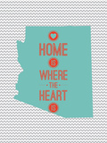 Home Is Where The Heart Is - Arizona