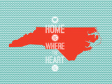 Home Is Where The Heart Is - North Carolina
