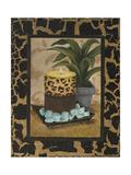 Golden Jungle Bath I