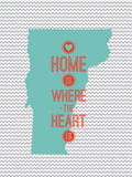 Home Is Where The Heart Is - Vermont