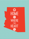 Home Is Where The Heart Is - Arizona