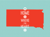 Home Is Where The Heart Is - South Dakota