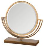Hadriana Gold Vanity Mirror