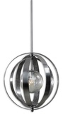 Trofarello Silver Pendant Lamp