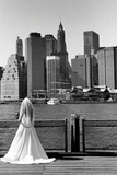 Bride in Dumbo NYC