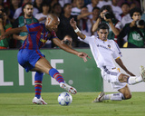 Aug 1  2009  FC Barcelona vs Los Angeles Galaxy - Thierry Henry