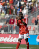 May 12  2007  Chicago Fire vs Toronto FC - Maurice Edu