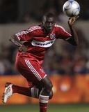 Sep 25  2008  Los Angeles Galaxy vs Chicago Fire - Bakary Soumare