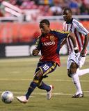 Sep 20  2008  Chivas vs Real Salt Lake - Robbie Findley