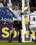 Apr 29  2003  D C United vs New England Revolution - Troy Perkins