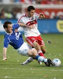 Jul 30  2008  Everton FC vs Chicago Fire - Marco Pappa