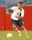 2007 CONCACAF Gold Cup: Jun 12  USA vs El Salvador - Clint Dempsey