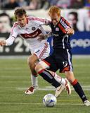 Oct 17  2009  Chicago Fire vs New England Revolution - Jeff Larentowicz