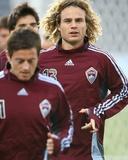Mar 19  2008  Colorado Rapids Burgundy & Blue Game - Stephen Keel